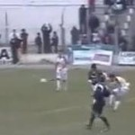 Leopold Cisneros Has Awesome Name, Scores Awesome 'Rabona' Goal (Video)