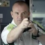 Portland Timbers Coach John Spencer Provides Comedy Gold In Alaska Air Advert (Video)