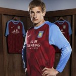 New Aston Villa 2011/12 Home Kit Launched – Check Yourself Before You Wreck Yourself (Photos)