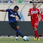 Chicago Fire 1-3 Man Utd: Rooney, Rafael & Nani On Target As United Extinguish The Fire (Photos & Highlights)
