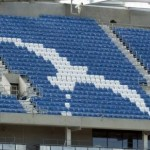 Brighton's New Stadium Falls Foul Of Builders' Cheeky Bird-Poo Seating Prank