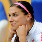 Alex Morgan Pops Up With Cute Equaliser For Western New York Flash vs Boston Breakers (Video)