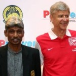 Shit Lookalikes: Arsene Wenger & His Small, Malaysian Twin