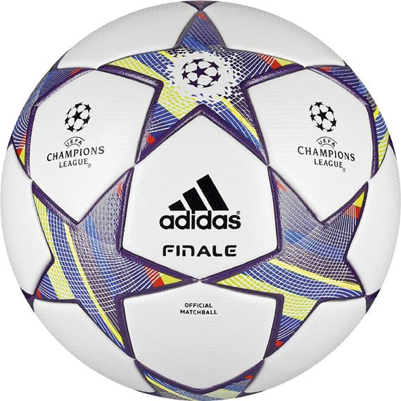 Adidas 2011/12 Champions League Match Ball – Tribute To ...