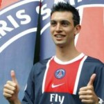 Paris Saint-Germain Unveil €42m's Worth Of Javier Pastore (Photos)