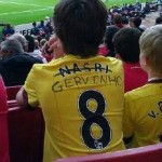 Young Arsenal Fan Lets $amir Na$ri Know How He Really Feels…