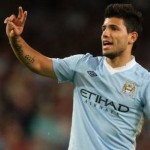 Man City 4-0 Swansea: Two Goals And An Awesome Assist – Sergio Aguero Off To Flying Start (Photos)