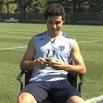Sporting KC's Soony Saad = Rubik's Cube Master (Video)