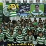 Thai Children Sing Surreal Tribute To 'Celtic Dragon' Joe Ledley (Video)