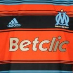 Marseille's 2011/12 European Kit Is A Little On The 'May Cause Temporary Loss Of Vision' Side