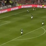 PSV's Jeremain Lens 'Bananas' One In From The Corner vs SV Ried (Video)
