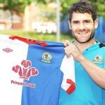 Blackburn Forgo 2011/12 Shirt Sponsor In Favour Of Prince's Trust Logo