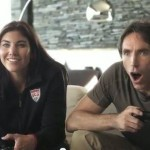 Hope Solo & Steve 'Part Gorilla, Part Leopard' Nash Square Off On FIFA 12 (Video)