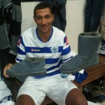 Which QPR Player (*Cough* Joey Barton *Cough*) Destroyed Jay Bothroyd's Ultra-Manly Ugg Boots?