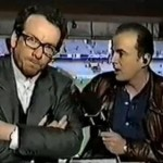 Retro Football: Elvis Costello Joins James Richardson On Football Italia, 1995