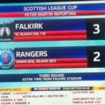 Scottish Sky Sports Reporter Really, REALLY Enjoys Falkirk's Injury-Time Winner Against Rangers (Video)