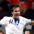 Fiorentina's Alberto Gilardino Gets Boozed Up After Scoring First Goal Of The Season