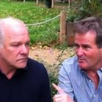 Andy Gray & Richard Keys Present New Football 'Show' From Park Bench (Video)
