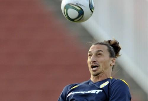 Hungary Sweden Euro 2012 Soccer
