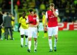 Soccer - UEFA Champions League - Group F - Borussia Dortmund v Arsenal - Signal Iduna Park