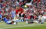 Soccer - Barclays Premier League - Manchester United v Chelsea - Old Trafford