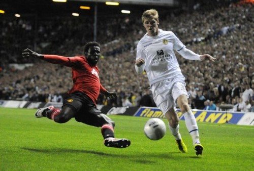 Soccer - Carling Cup - Third Round - Leeds United v ...