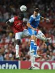 Soccer - UEFA Champions League - Group F - Arsenal v Olympiakos - Emirates Stadium