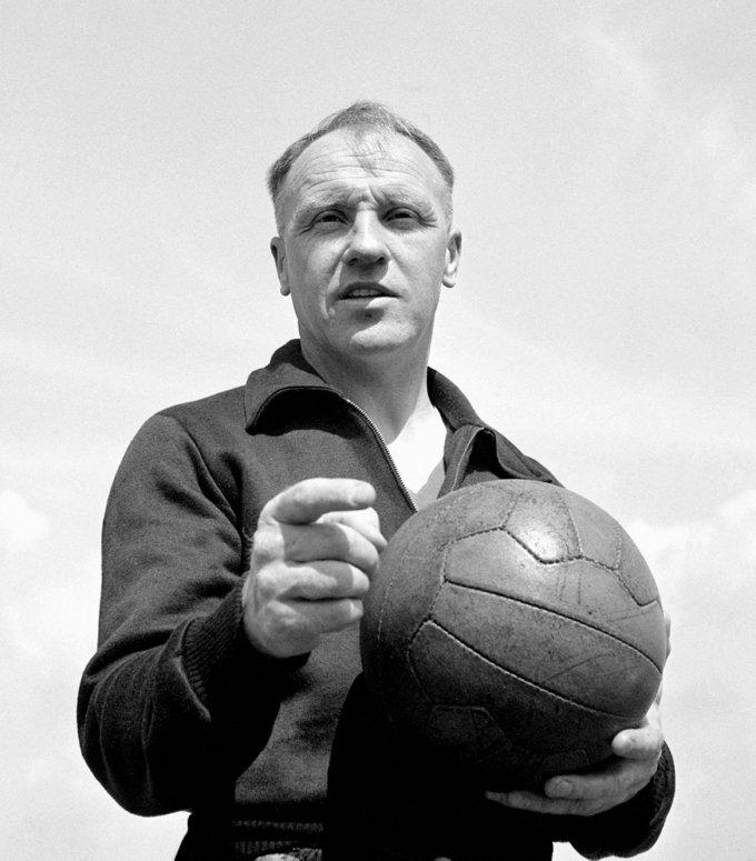 "William ""Bill"" Shankly"