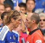 Chelsea 4-1 Swansea City: Torres Scores Again But Sees Red (Photos)