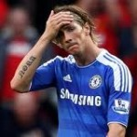 Football GIF: Fernando Torres&#8217; Miserable Miss vs Man Utd &#8211; On Infinite Loop For Eternity