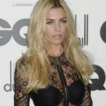 WAG Watch: I See London, I See France, I See Abbey Clancy's Underpants (Photos)