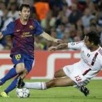 Football GIF: Alessandro Nesta's Heroic Sliding Tackle On Lionel Messi