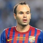 Andres Iniesta's Exquisite Opening Goal vs Viktoria Plzen (Video)