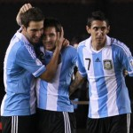 Argentina Batter Chile 4-1: Higuain Nets A Hat-Trick And Messi Scores (Video)