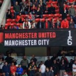 Man Utd 1-6 Man City: Old Trafford Demolition Job Sees City Go Five Points Clear At The Top (Photos & Highlights)