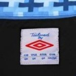 Umbro Unveil Swanky New 'Special Edition' England Away Kit (Photos)