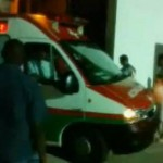 Brazilian Fans Sneak Into Game In The Back Of An Ambulance (Video)