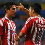 Dumbass Chivas Guadalajara Players Stage &#8216;Mock Gunshot Execution&#8217; Goal Celebration (Video)
