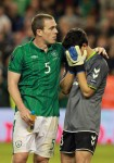 Soccer - UEFA Euro 2012 - Qualifying - Group B - Republic of Ireland v Armenia - Aviva Stadium