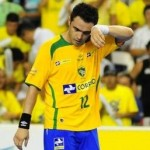 Brazilian Futsal Legend Falcao Scores Injury-Time Winner With His Left Nipple (Video)