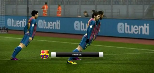 messi all video