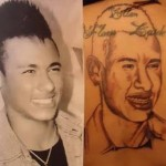 Shit Football Ink: The Worst Neymar Tattoo You're Ever Likely To See
