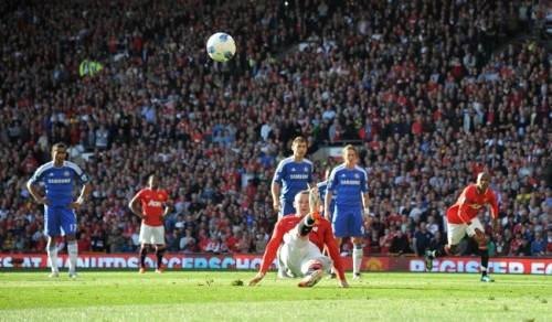 f818368cd Soccer – Barclays Premier League – Manchester United v Chelsea – Old  Trafford
