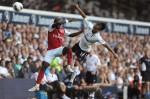 Soccer - Barclays Premier League - Tottenham Hotspur v Arsenal - White Hart Lane
