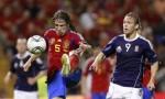 Spain Soccer Euro 2012 Qualifying