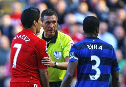 Britain Soccer Racism Evra