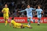 Soccer - UEFA Champions League - Manchester City v Villareal - Etihad Stadium