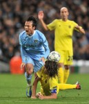 Soccer - UEFA Champions League - Group A - Manchester City v Villarreal - Etihad Stadium