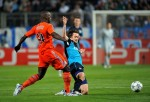 Soccer - UEFA Champions League - Group F - Marseille v Arsenal - Stade Velodrome