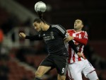 Soccer - Carling Cup - Fourth Round - Stoke City v Liverpool - Britannia Stadium